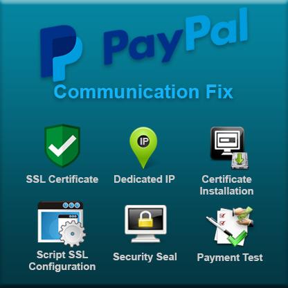 PayPal Communication Fix