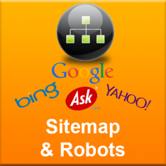 Sitemap & Robots (SEO)