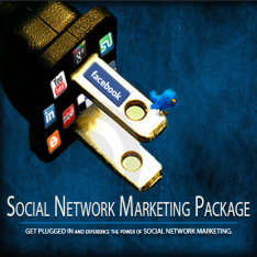 Social Network Marketing Package