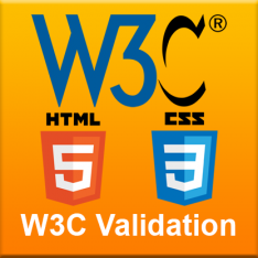 W3C Validation/Compliance Check & Fix (SEO)